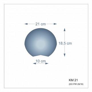 km 21 (do PIR 29,16)